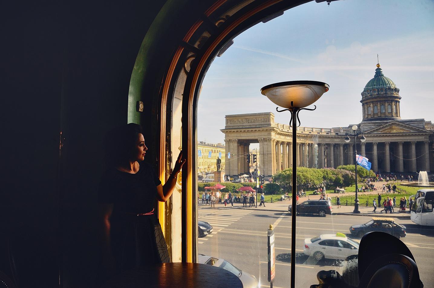 Весенняя фотосессия в Санкт-Петербурге
