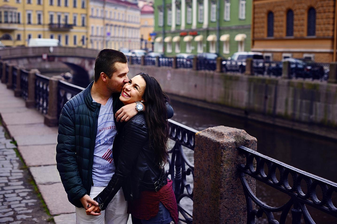 Фотосессия в СПб в любую погоду
