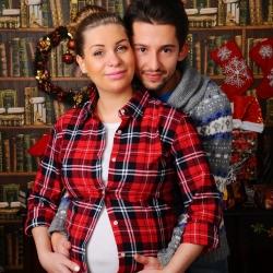 Семейная фотосессия и фотосессия для беременных (в ожидании чуда)